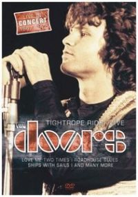 Cover The Doors - Tightrope Ride Live [DVD]
